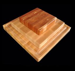 Square End Grain Cutting Boards