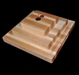 Square Edge Grain Cutting Boards